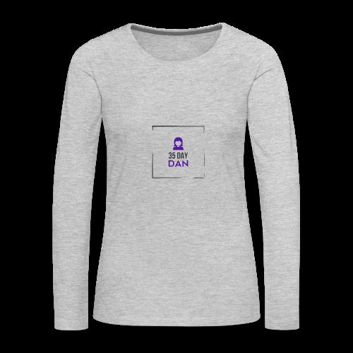 35DD Gal - Women's Premium Long Sleeve T-Shirt