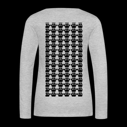 Iconic (Phone case/Shirt) - Women's Premium Long Sleeve T-Shirt
