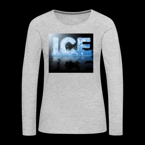 CDB5567F 826B 4633 8165 5E5B6AD5A6B2 - Women's Premium Long Sleeve T-Shirt
