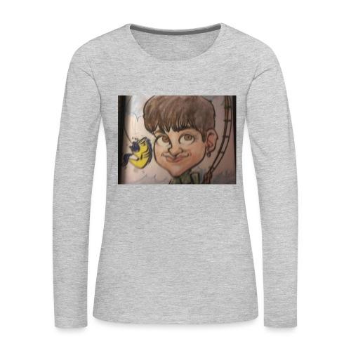 Mitroboy66 3 - Women's Premium Long Sleeve T-Shirt