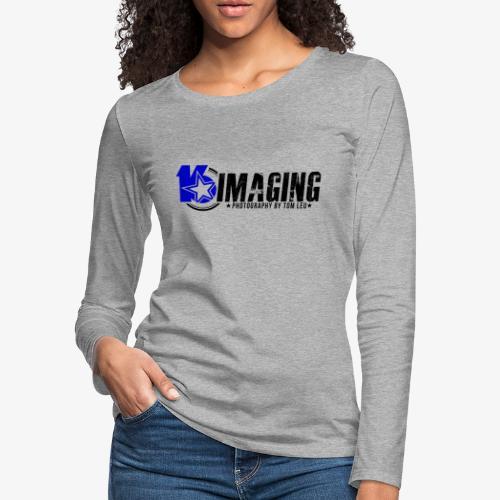 16IMAGING Horizontal Color - Women's Premium Slim Fit Long Sleeve T-Shirt