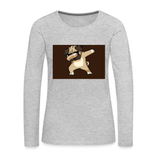 7FD307CA 0912 45D5 9D31 1BDF9ABF9227 - Women's Premium Long Sleeve T-Shirt