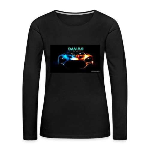 image - Women's Premium Long Sleeve T-Shirt