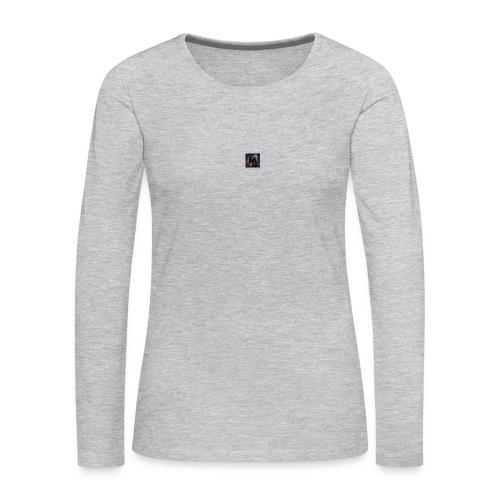 TheMiniGamer Shop - Women's Premium Slim Fit Long Sleeve T-Shirt