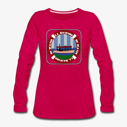 Our New Center Patch - Women's Premium Long Sleeve T-Shirt