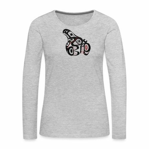 Killer Whale - Women's Premium Long Sleeve T-Shirt