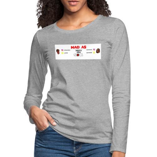 Banner - Women's Premium Long Sleeve T-Shirt