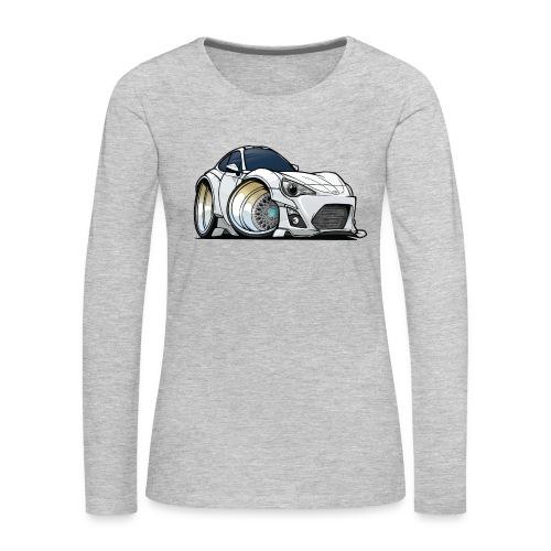 Toyota 86 - Women's Premium Long Sleeve T-Shirt