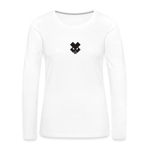 T.V.T.LIFE LOGO - Women's Premium Long Sleeve T-Shirt