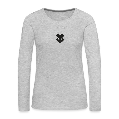 T.V.T.LIFE LOGO - Women's Premium Long Sleeve T-Shirt