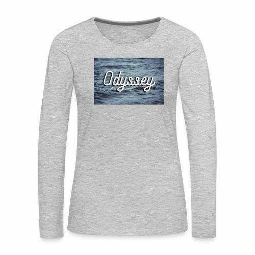 WaterOdyssey - Women's Premium Long Sleeve T-Shirt