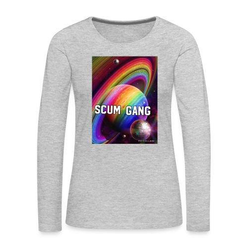 D78FDF9D 5982 40F3 AB68 3D715370A9B3 - Women's Premium Long Sleeve T-Shirt