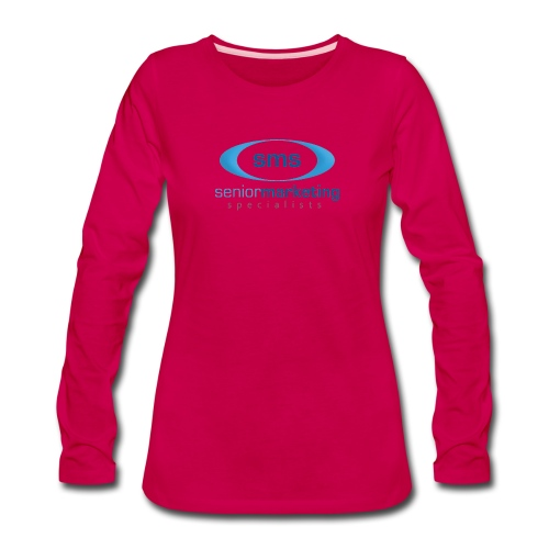 Senior Marketing Specialists - Women's Premium Long Sleeve T-Shirt