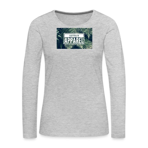 Aaauybellooo Apparel - Women's Premium Long Sleeve T-Shirt