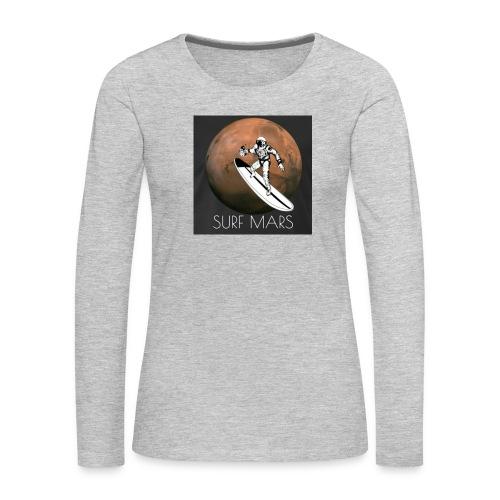 space surfer - Women's Premium Long Sleeve T-Shirt