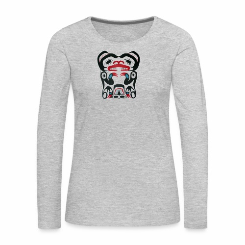 Eager Beaver - Women's Premium Long Sleeve T-Shirt