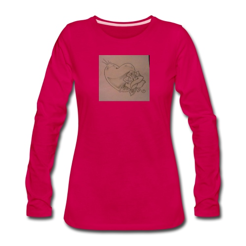 Love - Women's Premium Long Sleeve T-Shirt