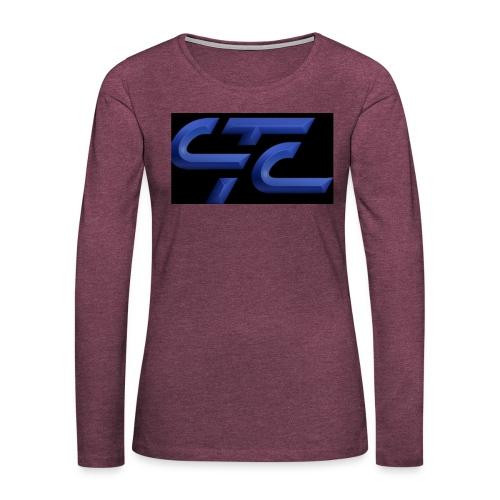 4CA47E3D 2855 4CA9 A4B9 569FE87CE8AF - Women's Premium Long Sleeve T-Shirt
