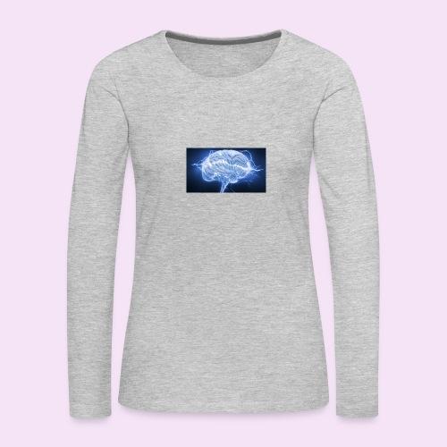 Shocking - Women's Premium Long Sleeve T-Shirt