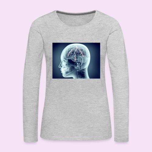 Recharge - Women's Premium Long Sleeve T-Shirt