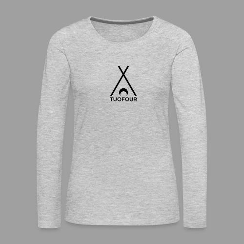 Tipi - Women's Premium Slim Fit Long Sleeve T-Shirt
