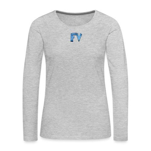 FV - Women's Premium Long Sleeve T-Shirt