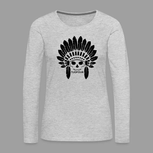 Chief - Women's Premium Slim Fit Long Sleeve T-Shirt