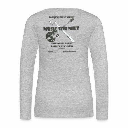 2018 Pre-St. Patricks Day Bash - Women's Premium Long Sleeve T-Shirt