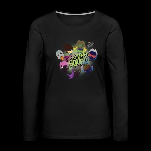 Overplayed Squad - Women's Premium Long Sleeve T-Shirt