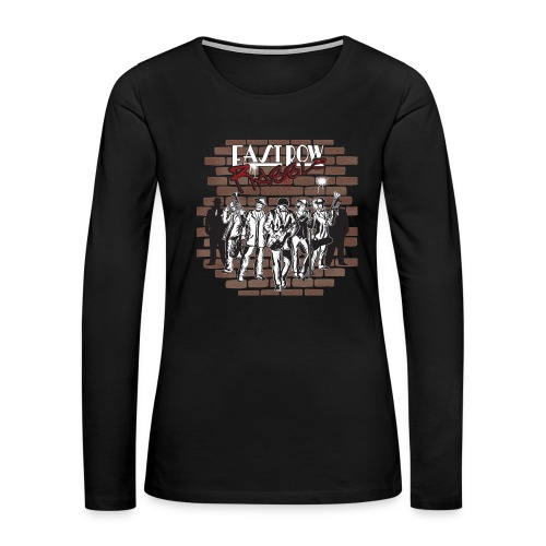 East Row Rabble - Women's Premium Long Sleeve T-Shirt