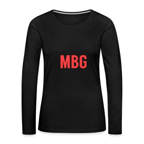 Fire case - Women's Premium Long Sleeve T-Shirt
