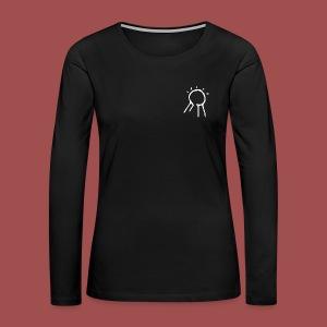Crier Mark - Women's Premium Long Sleeve T-Shirt
