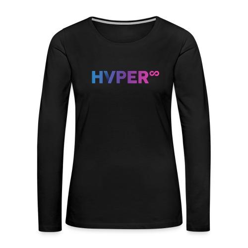 HVPER - Women's Premium Long Sleeve T-Shirt