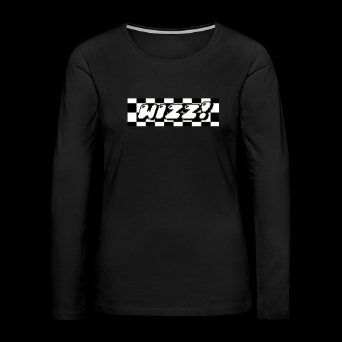wizz - Women's Premium Long Sleeve T-Shirt