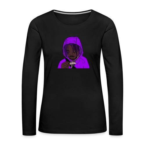 Lil Uzi Vert - Women's Premium Long Sleeve T-Shirt