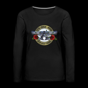 Overplayed - It's High Noon - Women's Premium Long Sleeve T-Shirt