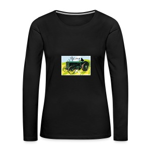 Aliis Chambers - Women's Premium Long Sleeve T-Shirt