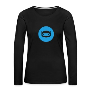 telegram-bot-platform - Women's Premium Long Sleeve T-Shirt