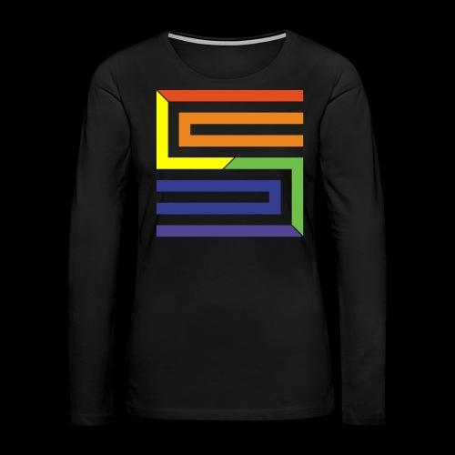 Silva Hound Egomaniac S - Women's Premium Long Sleeve T-Shirt