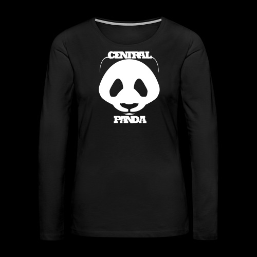 Central Panda - Women's Premium Long Sleeve T-Shirt