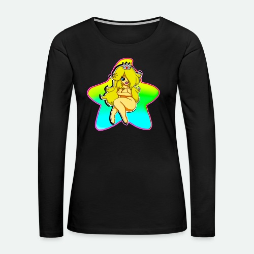 THICC ROSA - Women's Premium Long Sleeve T-Shirt