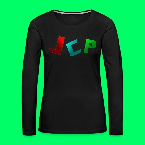 JCP 2018 Merchandise - Women's Premium Long Sleeve T-Shirt