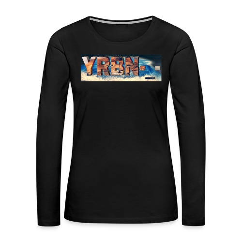 YRBN'S Merch - Women's Premium Long Sleeve T-Shirt