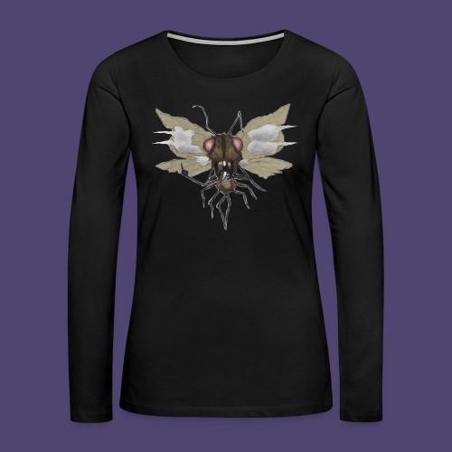 Toke Fly - Women's Premium Long Sleeve T-Shirt