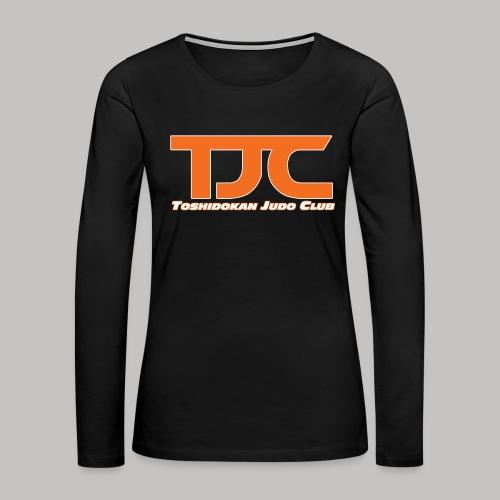 TJCorangeBASIC - Women's Premium Long Sleeve T-Shirt