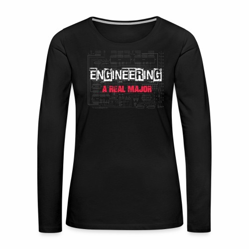 Electrical Engineering T Shirt - Women's Premium Long Sleeve T-Shirt