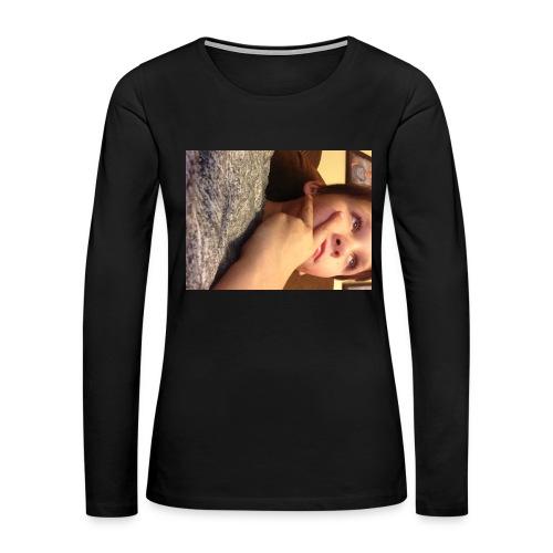 Lukas - Women's Premium Long Sleeve T-Shirt