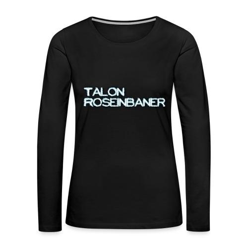 20171214 010027 - Women's Premium Long Sleeve T-Shirt