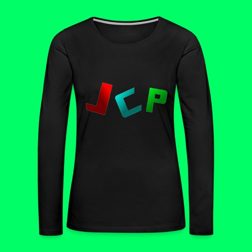 JCP 2018 Merchandise - Women's Premium Long Sleeve T-Shirt