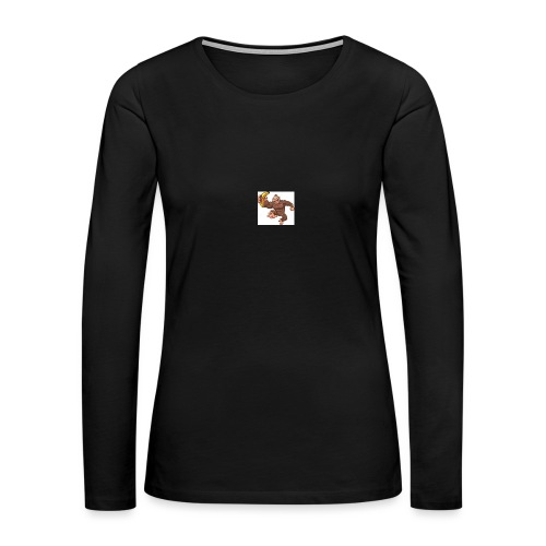 louiz fly out - Women's Premium Long Sleeve T-Shirt